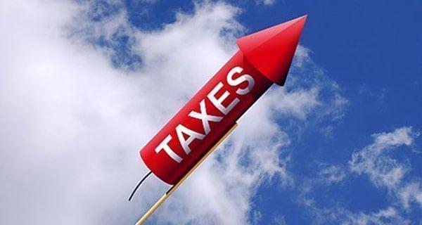 Tax bill an increasing burden for Canadian families