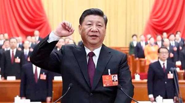 China represents world freedom's greatest threat