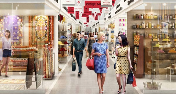 Malls a microcosm of our energy-consumption society