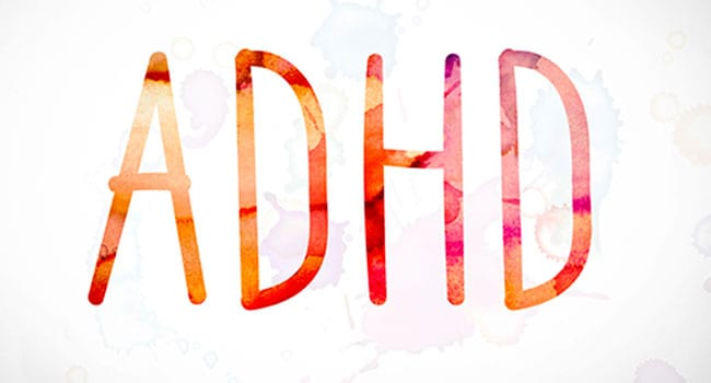Those with ADHD need to speak out