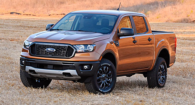 Ford Ranger returns to fill pickup gap