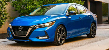 The 2020 Nissan Sentra offers no-nonsense value